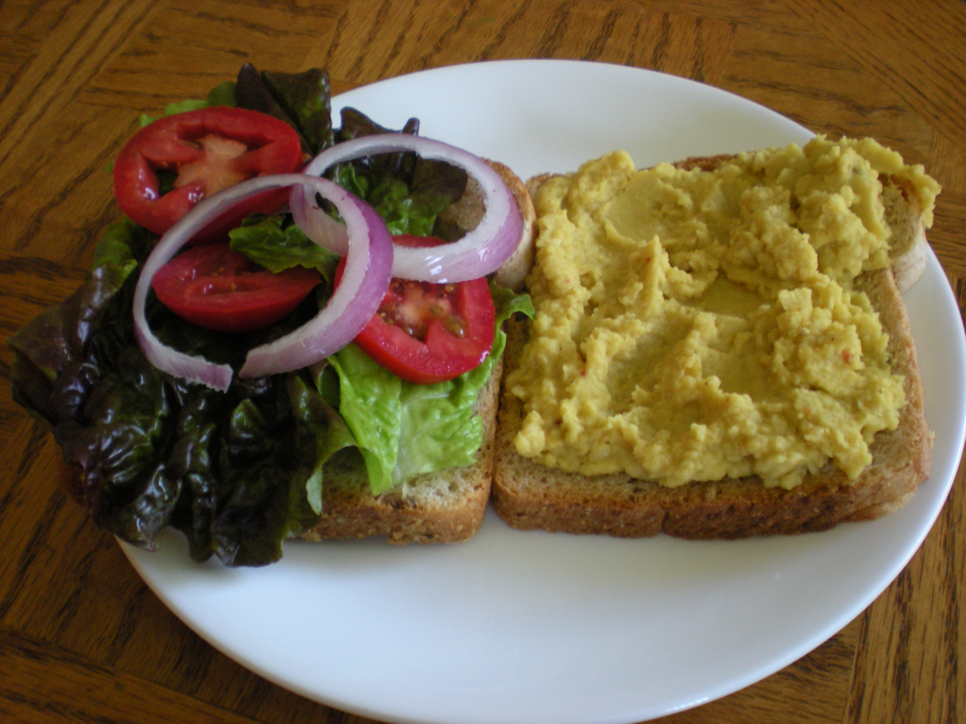 foodies 457 Curry Hummus