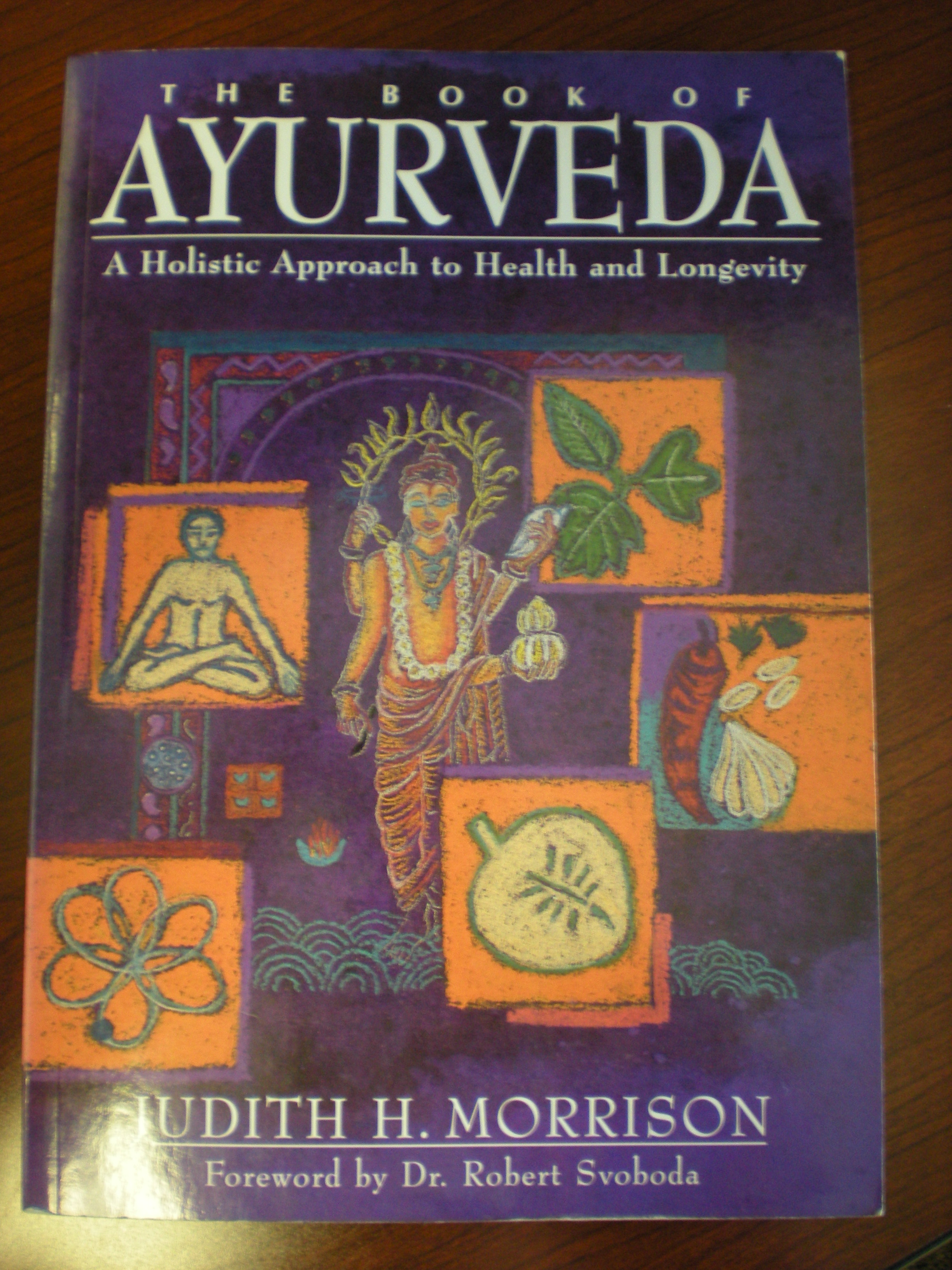 dscn5772 The Book of Ayurveda