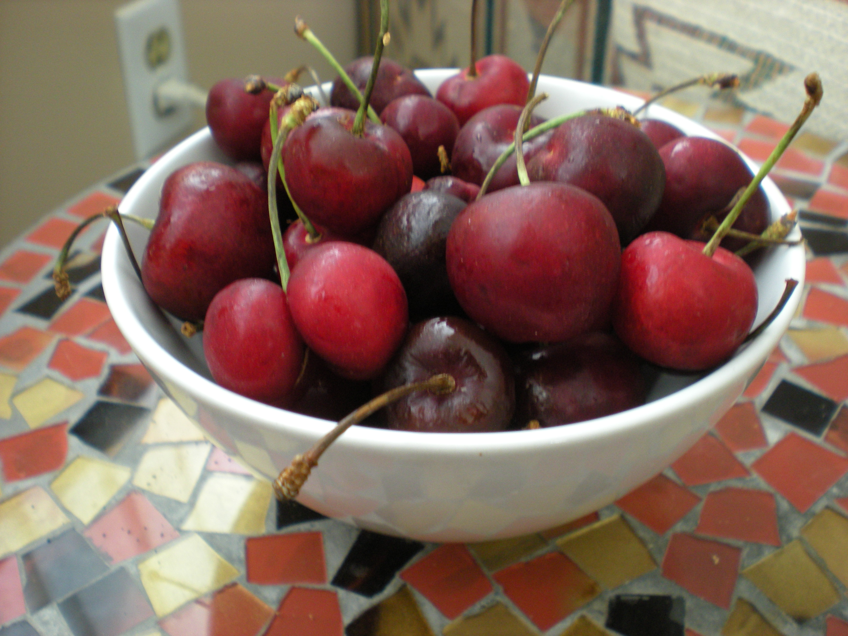 foodies 1965 Life is a bowl of cherries