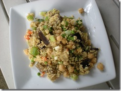 dscn0965 thumb Couscous and Chickpea Salad